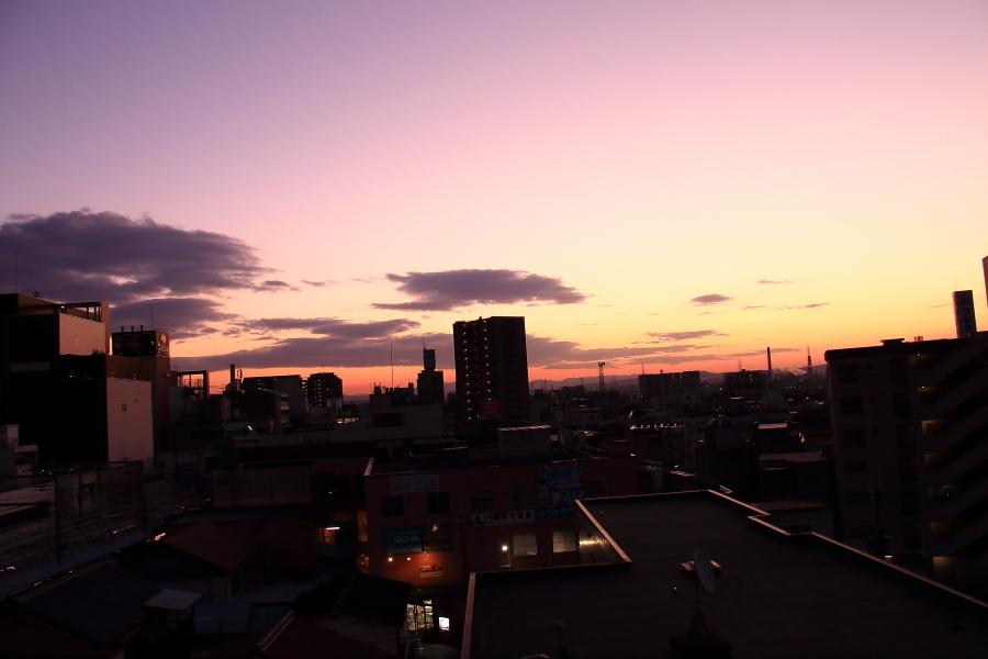 故郷の夜明け.JPG